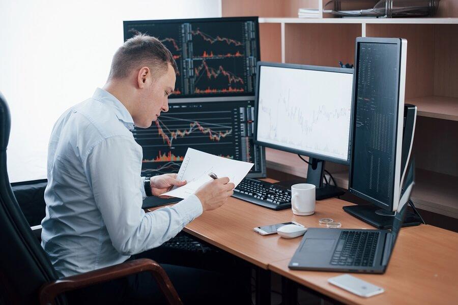 inteligência de negócios VSI
